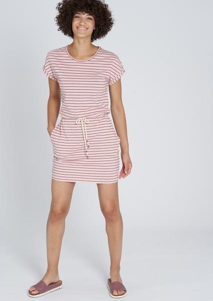 Casual Jerseydress #STRIPES